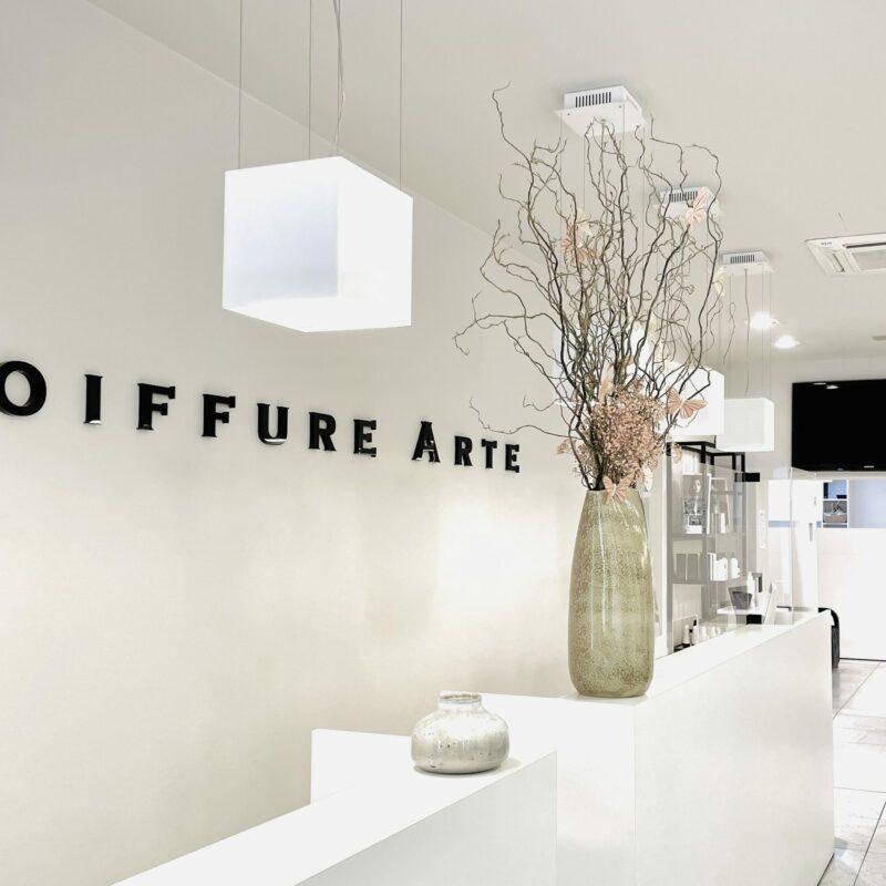 Coiffure Arte